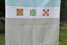Sewing ~ Quilt Backs