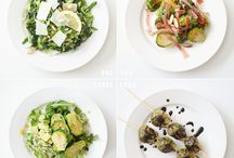 Side Dishes / by Gretchen