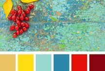wzorniki kolorów