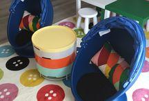 Playroom IKEA / Playroom