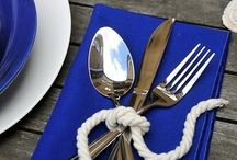 Table Setting Inspiration / by Osprey Point