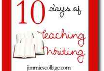 teaching writing / by Jennifer Landry