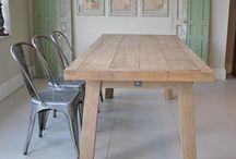 Tables en Closets
