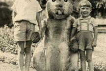 Enfant marrant / Photo enfants + lapin