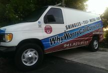 Our Vehicles / Have you seen any of our vehicles around town?