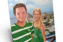 Photo to Painting / Portraits from Pictures by LoveCustomArt