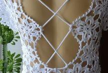 vestidos mujer crochet
