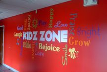 Children's church decor ideas
