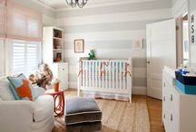 Baby Rooms Galore / by Kaye Guerrero