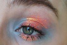 artsy makeup ✨