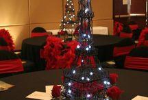 Eiffel Tower Centerpiece