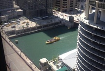 Chicago City, Chicago River
