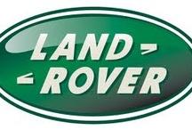 auta - Land Rover