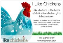 ilikechickens / www.ilikechickens.co.uk your one stop shop for all your chicken themed gifts and poultry supplies.