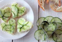 sandwiches / sanwiches