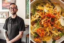 restaurants / by Doug Landers