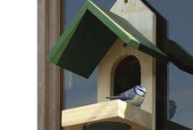 Casetta uccellini / idee per costruire una casetta per uccellini