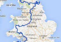 Grossbritannien / Regionen die mir besonders gefallen.....Cornwall, Wales, Yorkshire