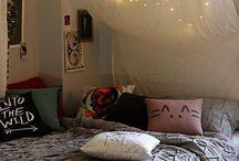 Dorm room ideas / by Marissa Ross