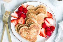 Desayunos perfectos !!!