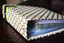 Binder Organization / by Takiyah Dugas Turner
