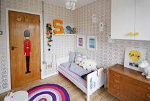 Inspirações de quartos infantis