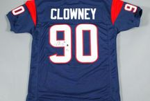 Jadeveon Clowney by Beckett Authentic / by Beckett Auction Services