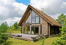 logzero / Zero net energy log house project