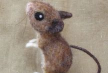 Beautiful Crafts - Figurines - Fantasy,  Animals, Nature
