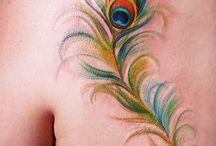 tattoos / by Alicia Bakey
