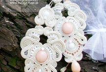 Soutache Earrings & Rings / Soutache  / by Irina Stepanova
