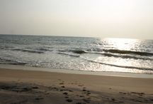 Odisha sea beach / sea beach