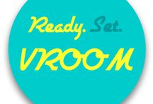 Ready.Set.Vrroom! / Accelerate playtime with these cool toys