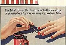 Nail Art History / Painted nails past and present