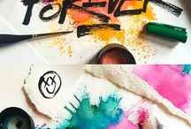 creative / la creativite demande du courage