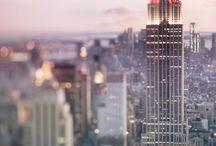 New York / by Lauren Jones