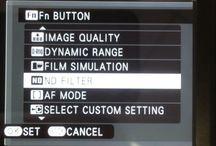 My Fujifilm x100s