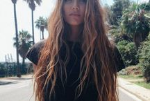 Mode / Filles/coiffure/style