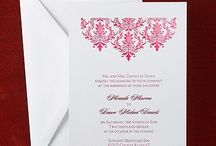 2014 Wedding Invitation Trends / Find all the fun and elegant invitation trends for 2014 and gorgeous wedding invitations that compliment the 2014 Wedding Color trends too!