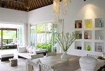 Bali style home