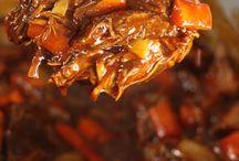 stews/goulash