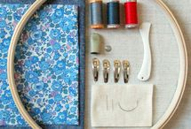Hand quilting how to