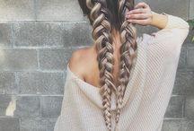 Goals hair