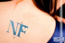 Tattoos (Mostly NF) / by MBNF, Tracy@MBNF.ca