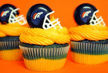 Are You Ready For Some Football? / The Denver Broncos and the CU Buffs....my favorite teams / by Carla Smart