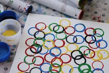 Olympic Games kids activities