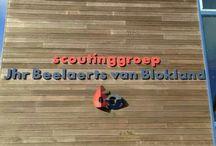 Scouting Ridderkerk inrichting / Inrichting van het nieuwe clubhuis
