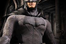 BATMAN ONE:12 MEZCO!