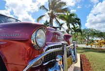 Cuba / Cuba is like layers of wallpaper begging to be peeled back, bursting with makers, artists and musicians. Satisfy your people-to-people requirement with a tour on each day of your trip either booked by yourself, or, through one of our escorted tours.