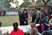 LTH Activity in SOS Village Lahore / Thanks to Suave Solutions team for all contributions & Little Tree House Books for beautiful maze gift for Kids.